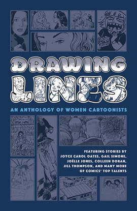 Picture of DRAWING LINES WOMEN CARTOONIST ANTHOLOGY HC (MR)