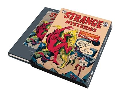 Picture of SILVER AGE CLASSICS STRANGE MYSTERIES SLIPCASE ED VOL 02 (C: