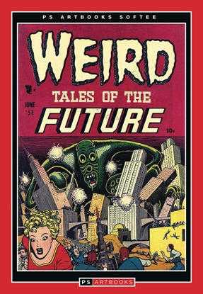 Picture of PS ARTBOOKS WEIRD TALES OF FUTURE SOFTEE VOL 01 (C: 0-0-1)