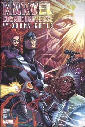 Picture of MARVEL COSMIC UNIVERSE BY CATES OMNIBUS HC VOL 01