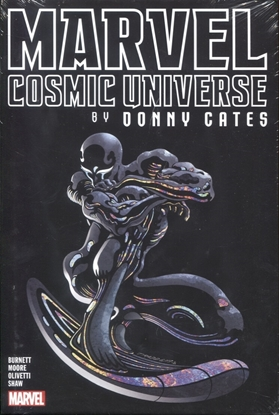 Picture of MARVEL COSMIC UNIVERSE BY CATES OMNIBUS HC VOL 01 MOORE DM V
