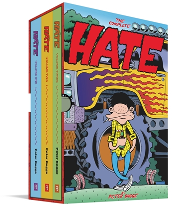 Picture of COMPLETE HATE HC PETER BAGGE