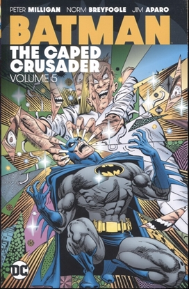 Picture of BATMAN THE CAPED CRUSADER VOL 05 TP