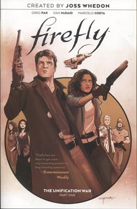 Picture of FIREFLY UNIFICATION WAR TP VOL 01 (C: 0-1-2)