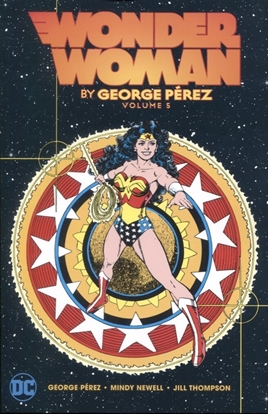 Picture of WONDER WOMAN BY GEORGE PEREZ VOL 05 TP