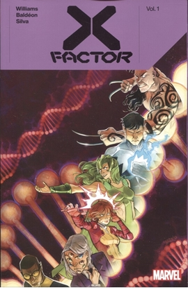 Picture of X-FACTOR BY LEAH WILLIAMS TP