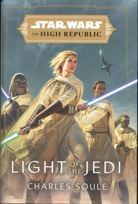 Picture of STAR WARS HIGH REPUBLIC HC NOVEL LIGHT OF JEDI (RES) (C: 1-1