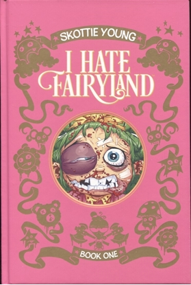 Picture of I HATE FAIRYLAND DLX HC VOL 01 (NEW PTG) (MR)