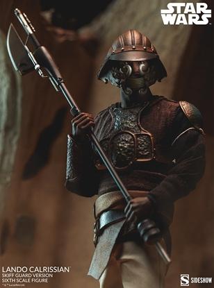 Picture of Lando Calrissian (Skiff Guard Version) STAR WARS EP:VI 1:6 Figure Hot Toys