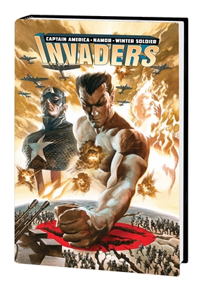 Picture of ALWAYS AN INVADER HC ALEX ROSS COVER