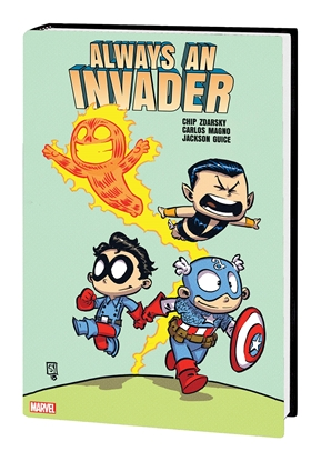 Picture of ALWAYS AN INVADER HC YOUNG DM VARIANT