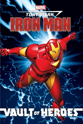 Picture of MARVEL VAULT OF HEROES IRON MAN TP