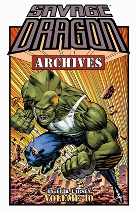 Picture of SAVAGE DRAGON ARCHIVES TP VOL 10 (MR)