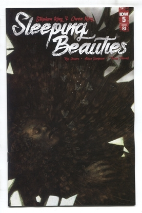 Picture of SLEEPING BEAUTIES #5 RI COVER NM