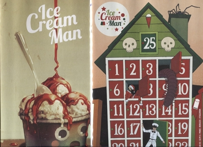 Picture of ICE CREAM MAN #22 COVER A + B SET