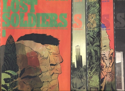 Picture of LOST SOLDIERS (2020) #1 2 3 4 5 / COMPLETE SET / IMAGE COMICS NM
