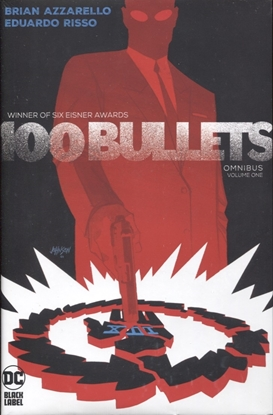Picture of 100 BULLETS OMNIBUS VOL 1 HC