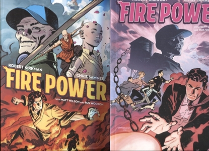 Picture of FIRE POWER BY KIRKMAN & SAMNEE TPB VOLUME 1 + 2