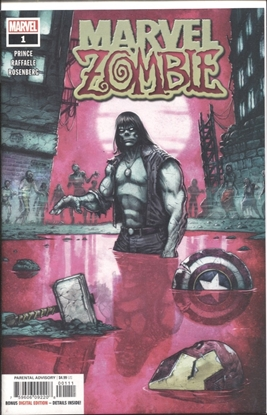 Picture of MARVEL ZOMBIE #1