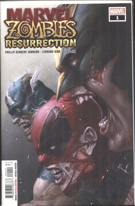 Picture of MARVEL ZOMBIES RESURRECTION #1