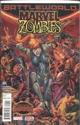 Picture of MARVEL ZOMBIES (2015) #1