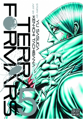 Picture of TERRA FORMARS GN VOL 05 (MR) (C: 1-0-1)
