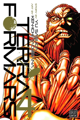 Picture of TERRA FORMARS GN VOL 04 (MR) (C: 1-0-1)
