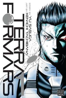 Picture of TERRA FORMARS GN VOL 01 (MR) (C: 1-0-0)