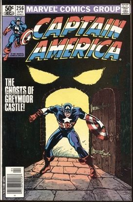 Picture of CAPTAIN AMERICA (1968) #256 9.0 VF/NM NEWSSTAND EDITION