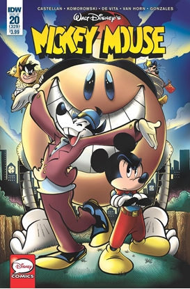 Picture of MICKEY MOUSE (2015) #20