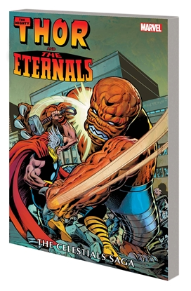 Picture of THOR AND ETERNALS TP CELESTIALS SAGA