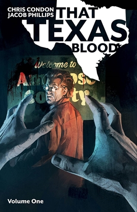 Picture of THAT TEXAS BLOOD TP VOL 1 (MR)