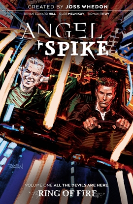 Picture of ANGEL & SPIKE TP VOL 1