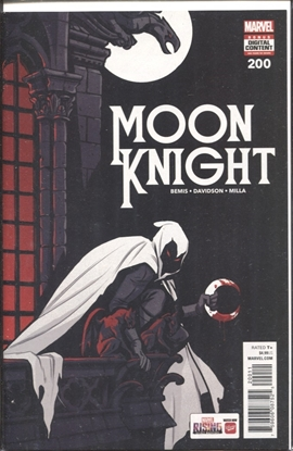 Picture of MOON KNIGHT #200