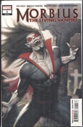 Picture of MORBIUS #1