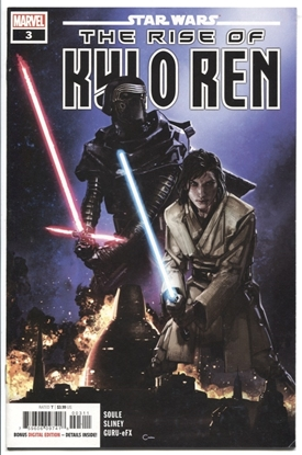 Picture of STAR WARS RISE KYLO REN #3 (OF 4)