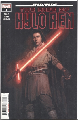 Picture of STAR WARS RISE KYLO REN #4 (OF 4)