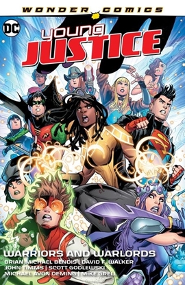 Picture of YOUNG JUSTICE VOL 3 WARRIORS AND WARLORDS TP