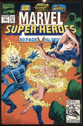 Picture of MARVEL SUPER-HEROES (1990) #11 9.4 NM