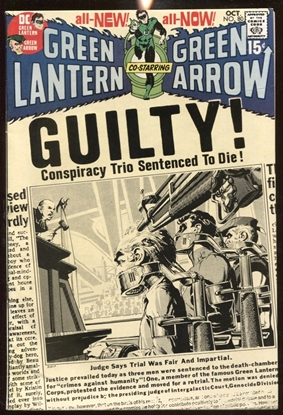 Picture of GREEN LANTERN (1960) #80 7.5 VF-