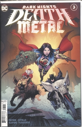 Picture of DARK NIGHTS DEATH METAL #3 (OF 6) 3RD PTG GREG CAPULLO VAR