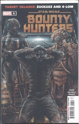 Picture of STAR WARS BOUNTY HUNTERS #6
