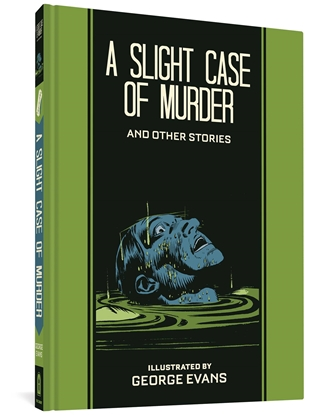 Picture of EC GEORGE EVANS SLIGHT CASE OF MURDER HC