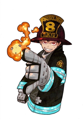 Picture of FIRE FORCE GN VOL 21