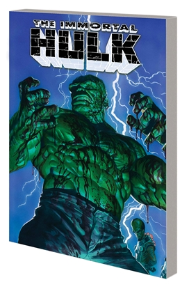 Picture of IMMORTAL HULK TP VOL 8 KEEPER OF THE DOOR