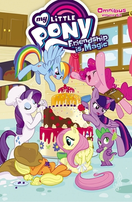 Picture of MY LITTLE PONY OMNIBUS TP VOL 6