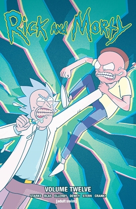 Picture of RICK & MORTY TP VOL 12