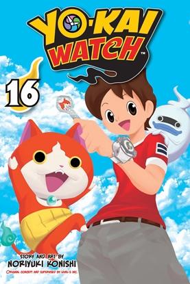 Picture of YO-KAI WATCH GN VOL 16