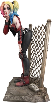 Picture of DC GALLERY DCEASED HARLEY QUINN PVC STATUE