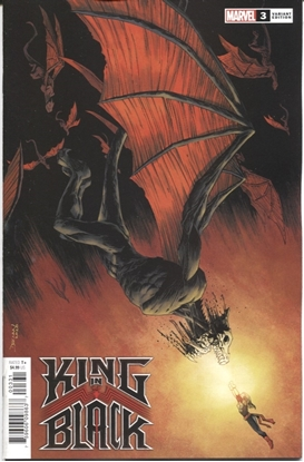 Picture of KING IN BLACK #3 (OF 5) SHALVEY DRAGON VARIANT COVER 1:50